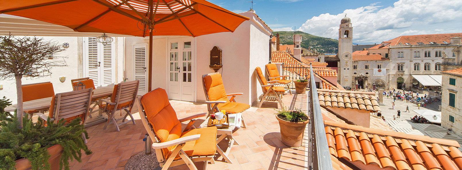 Gosti u Dubrovniku